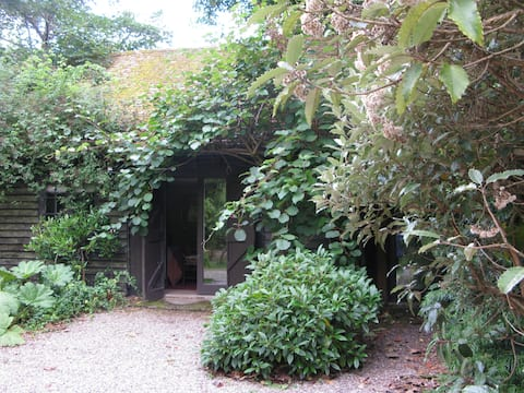 Self-catering cottage in beautiful countryside.