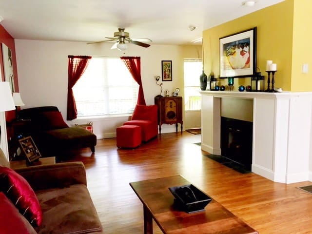 NEW: Desirable Asheville location!