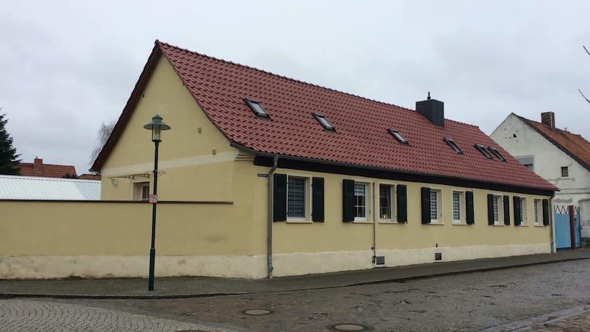 """Zimmervermietung """"Köselhof"""" Barleben, Haupthaus"""
