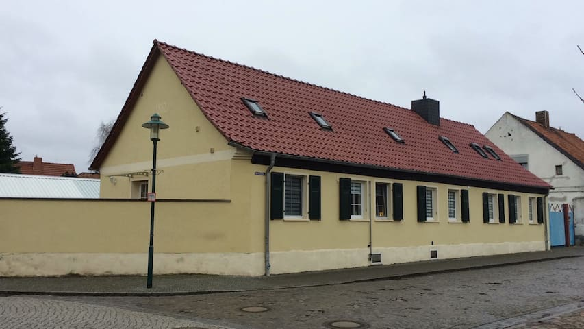 "Haupthaus  ""Köselhof"" Barleben"