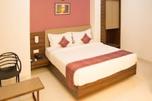 Alibag- Executive room at Budget Hotel