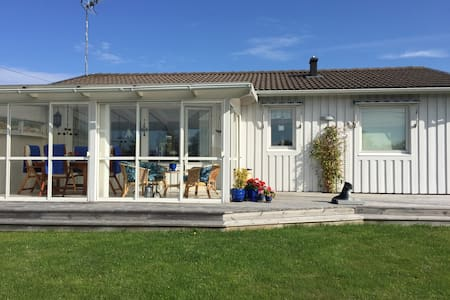 Lovely lodge close to sea! - Kyrkesund