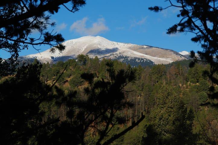 Great Sierra Blanca Views