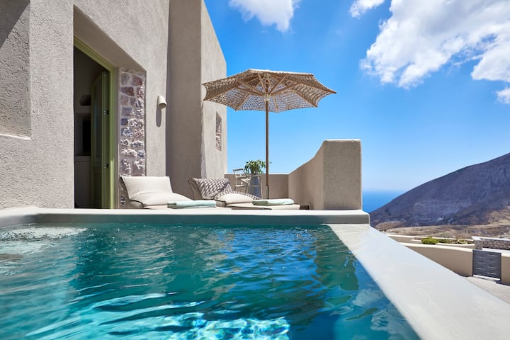 Aeon Suites -  Suite with Heated Plunge Pool