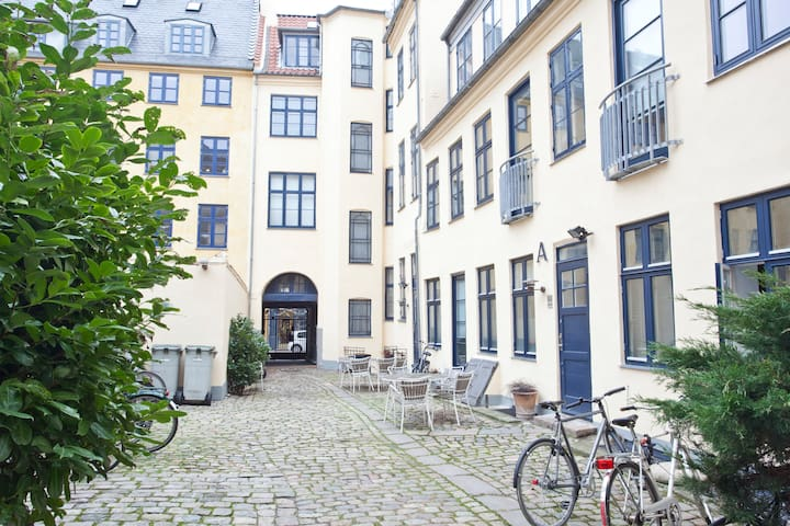 Charming apartment in the Latin Quarter - København - Leilighet
