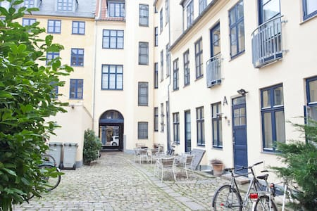 Charming apartment in the Latin Quarter - København - Apartment