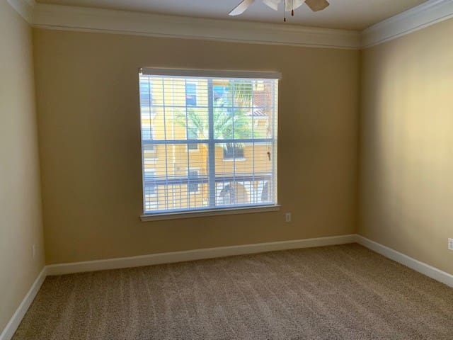 FURNISHED ROOM -  Day, Week, or monthly - near all
