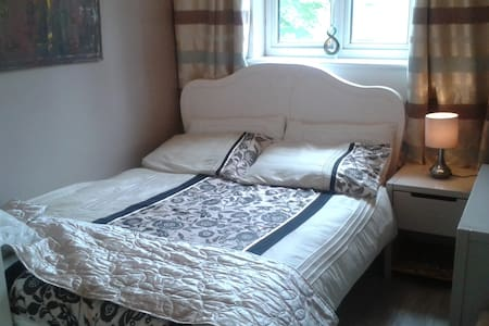 kings cross central London room N1 - London - Townhouse