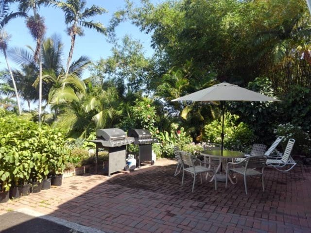 Private Basil garden apartment