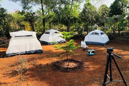 Khond Farms Tents stay
