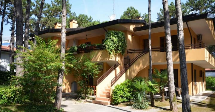 apartment for 4+1 persons in Bibione R81990