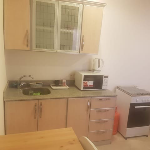 Fully Furnished apartment and singles allowed