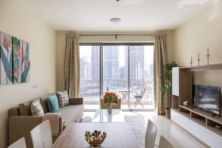 Perfect location! 1BR in Dubai Downtown
