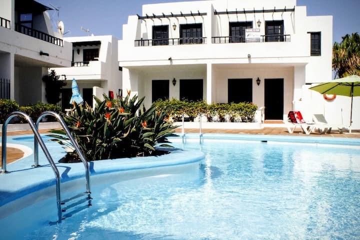 Fully equipped apartment Puerto del Carmen