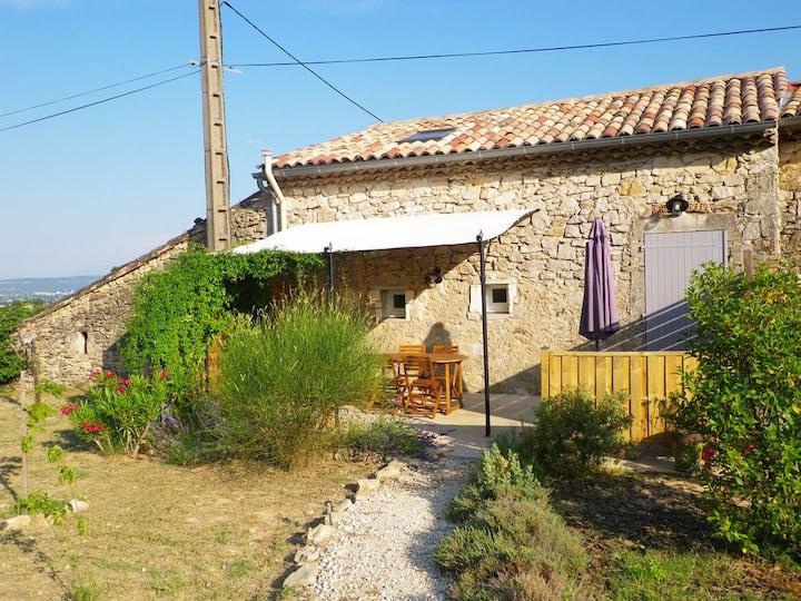 Gîte Fignière 3* près des Gorges de l'Ardèche