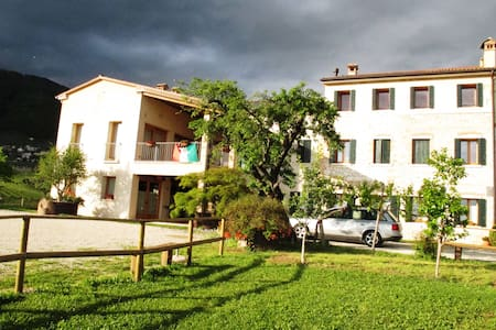 Camere tra vigneti a Valdobbiadene - Santo Stefano - Wikt i opierunek