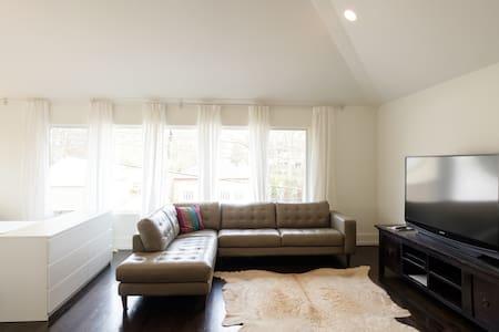 Belmont Modern Loft Guest House - Nashville - Loft