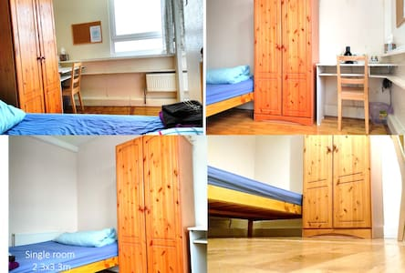 Central high life single room - 맨체스터(Manchester) - 아파트