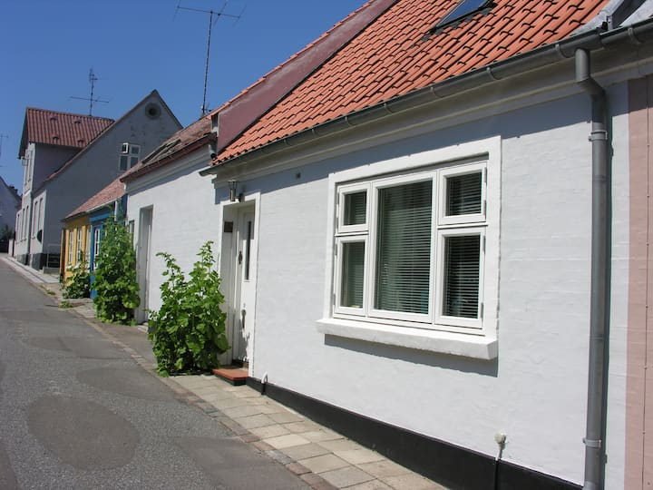Small house in Marstal