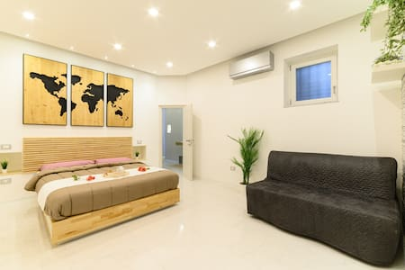 Luxury Apartment In The heart of Salerno