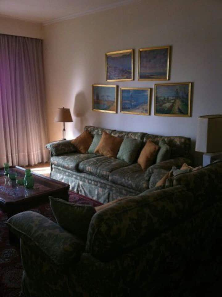 Furnished apartment, Al Maadi Cairo