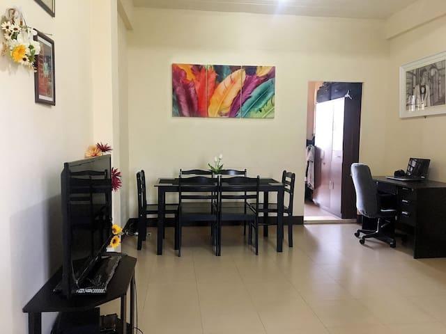 1BR Apartment in the Center Part of Laoag Ilocos - Laoag City - Leilighet