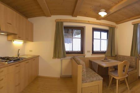 117B - Appartamento in agriturismo - Bulla - Leilighet