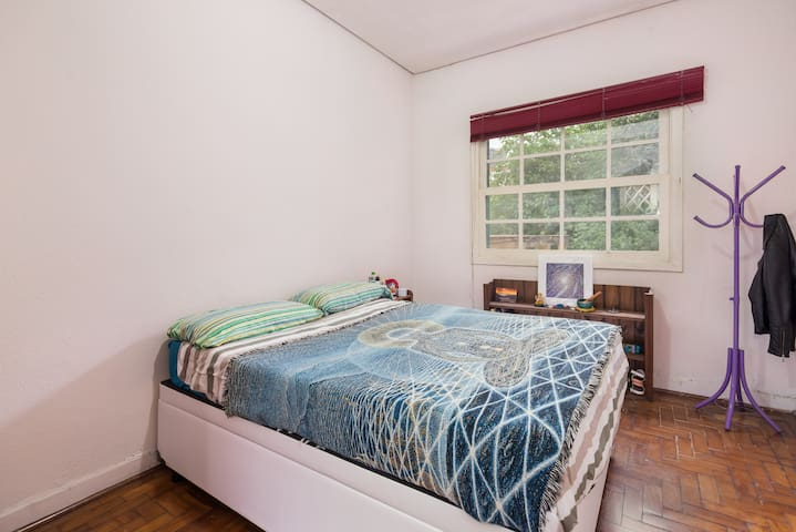 Lovely double room in Pinheiros