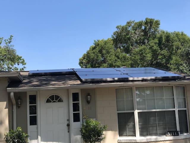 Be our solar guest - College Park