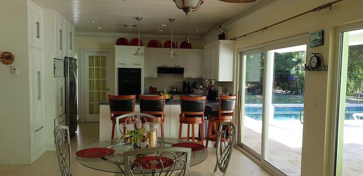 Modern Vacation Home in Nassau,  Bahamas.