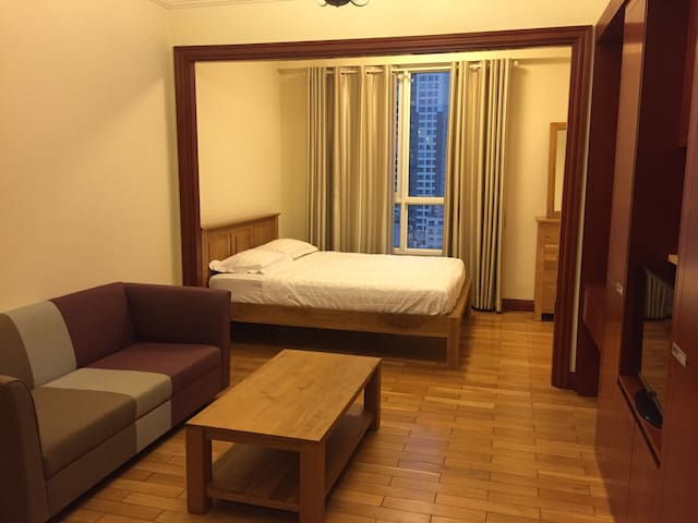 Studio Apartment G1102 with 5 mins to Central - Ho Chi Minh - Pis