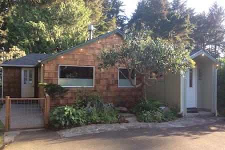 Cottage by Botanic Preserve