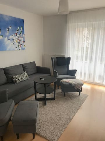 Furnished University (TU) Apartment (TLA/TLF)
