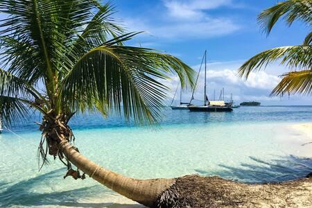 Descubre San Blas en velero con TODO INCLUIDO!!!