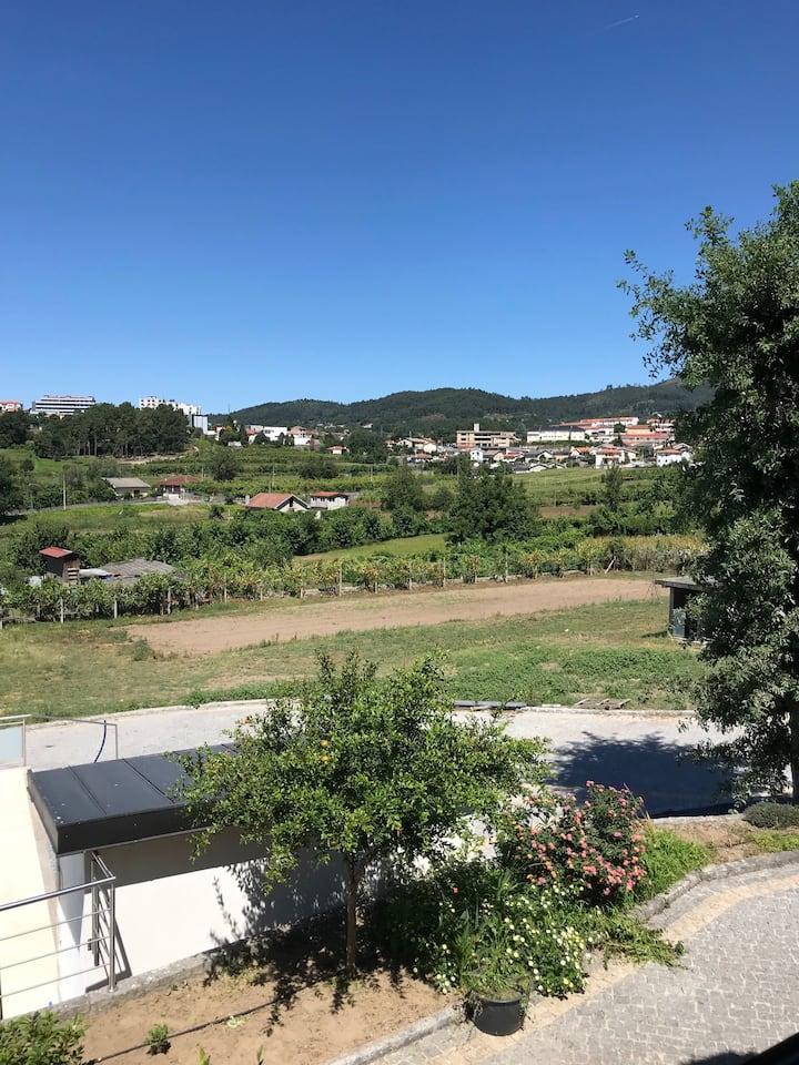 Appartements Amares-Braga- Portugal -jusqu'à 8