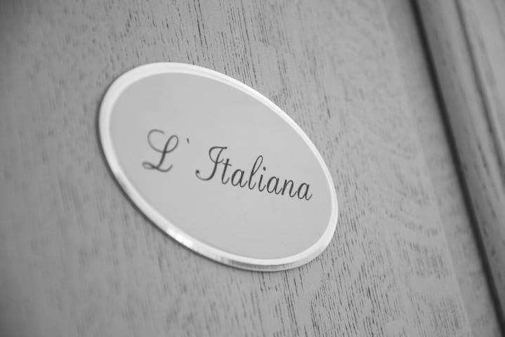 B&B di charme Villa Paradiso - L'ITALIANA - Arquata Scrivia - Oda + Kahvaltı