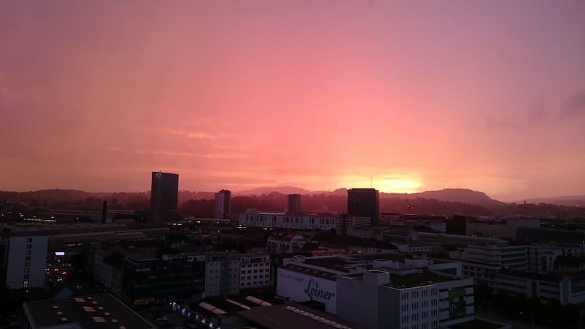 Ganz Linz auf einen Blick - Linz