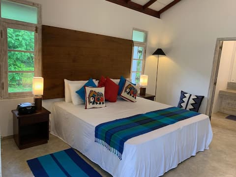 Governor's Camp Private Chalets at Wilpattu