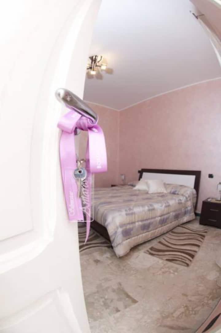 Antares-Matrimoniale/Doppia,veranda e bagno privat