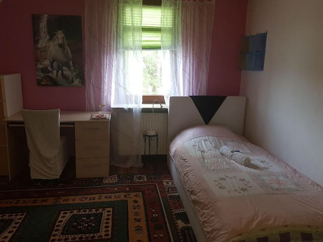 Gemütliches Zimmer zu vermieten ca. 20 qm