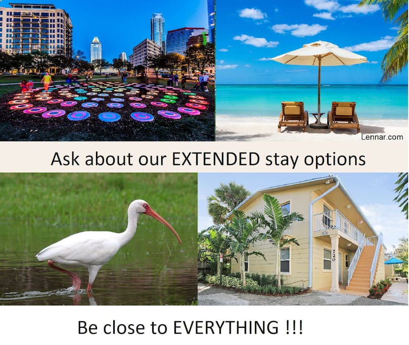 Extended Stay Options