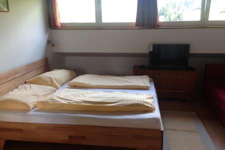 Kleines Apartment A neben Ski-Lift - Saalbach-Hinterglemm - Διαμέρισμα