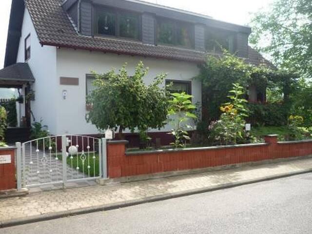 Haus Kiwi Brohl-Lützing (in unmittelbarer Nähe zum Rhein)