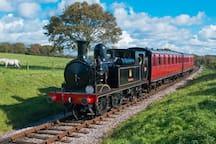IOW Steam Railway