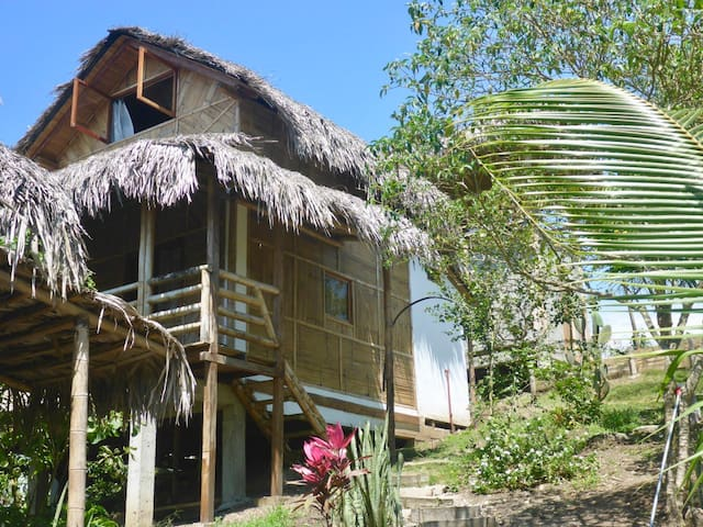 "Two floor Bungalow with Ocean view, ""Muyuyo Soul"""