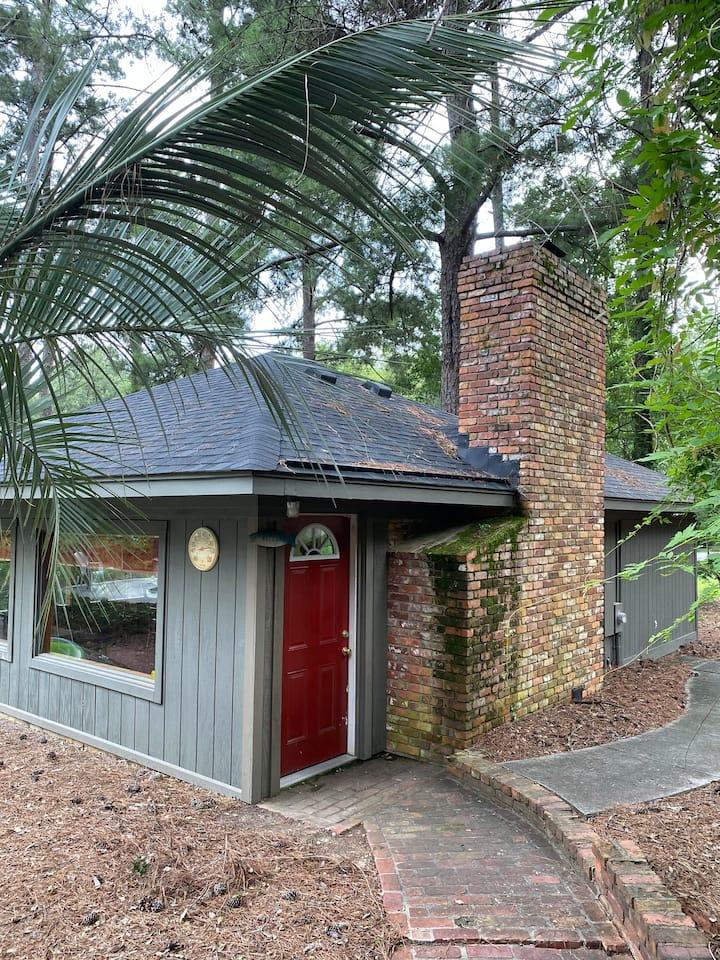 Cabin in Evans
