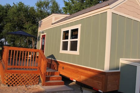 The Little Hoss, Tiny House