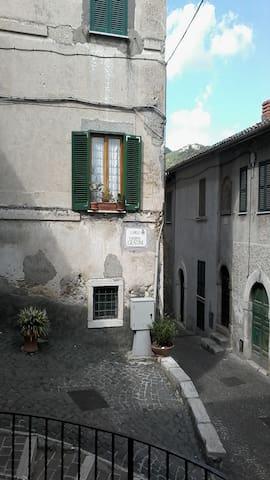 Lo studio del Cardinale Filippo Giustini - Cineto Romano - Loteng