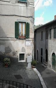 Lo studio del Cardinale Filippo Giustini - Cineto Romano - Loft空間