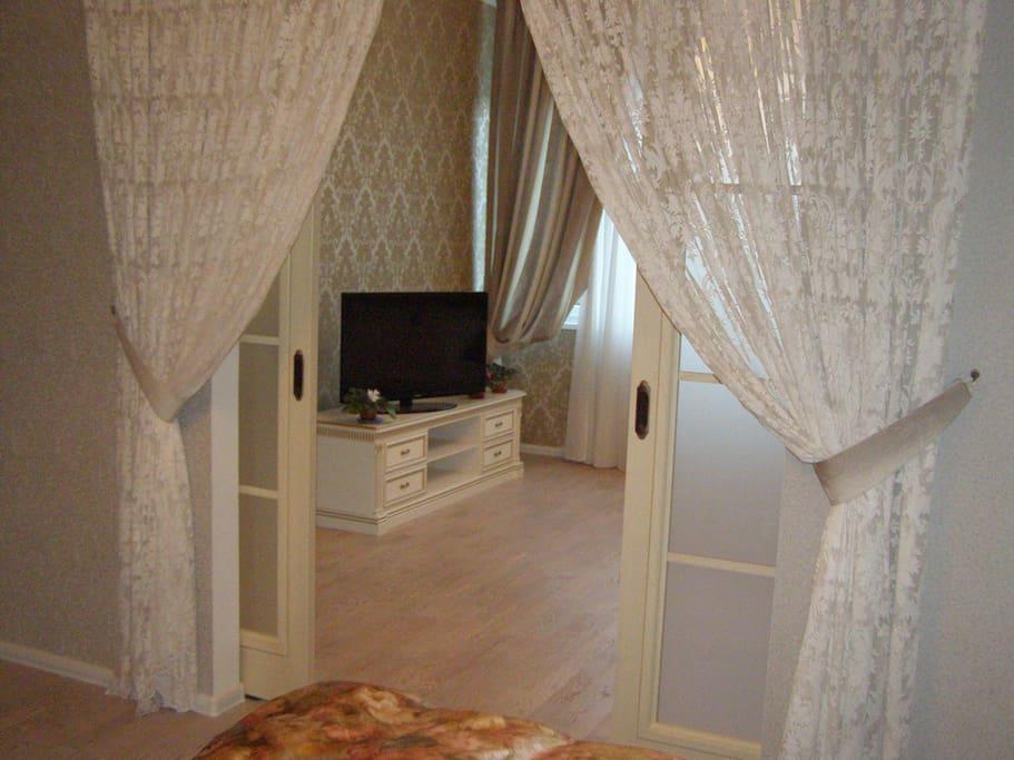 красивая элегантная комната